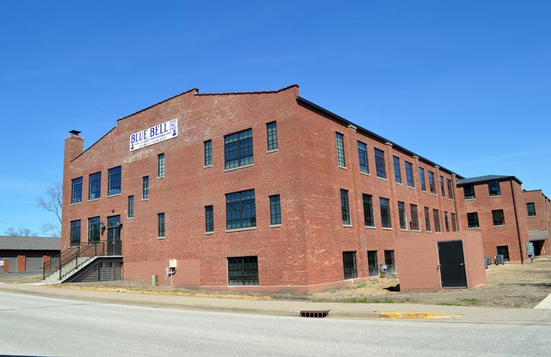 Historic Blue Bell Building Finds New Purpose